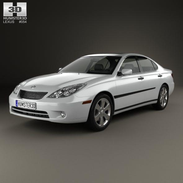 Lexus ES 2004 - 3DOcean Item for Sale