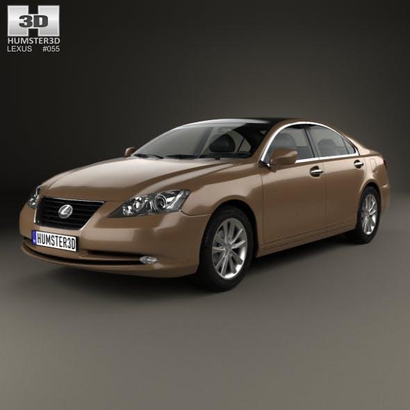 Lexus ES 2009 - 3DOcean Item for Sale