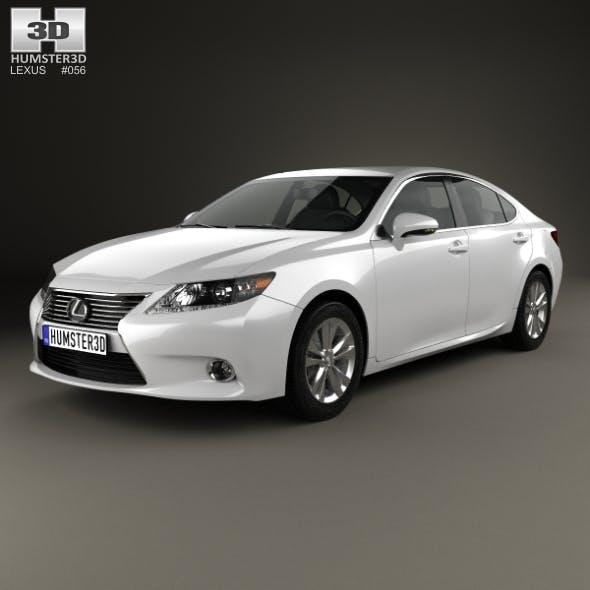 Lexus ES 2013 - 3DOcean Item for Sale