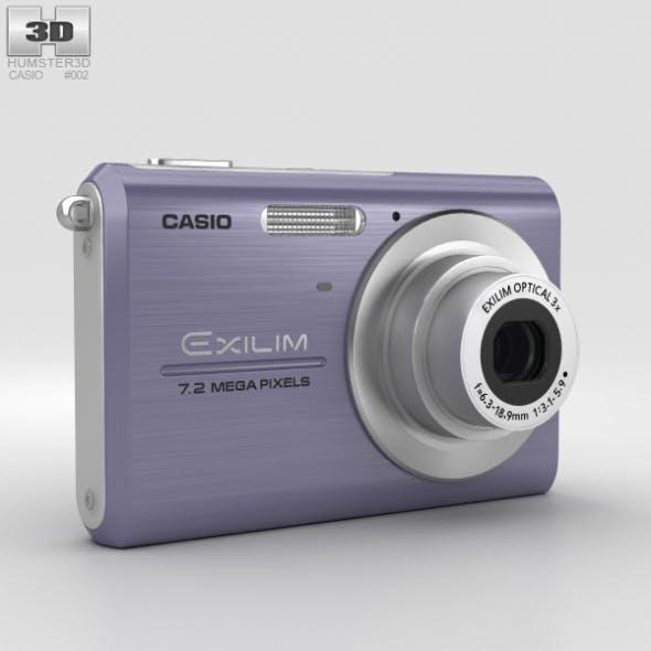 Casio Exilim EX-Z75 Blue
