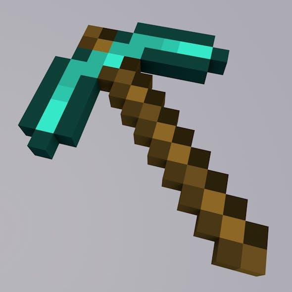 Pick Minecraft
