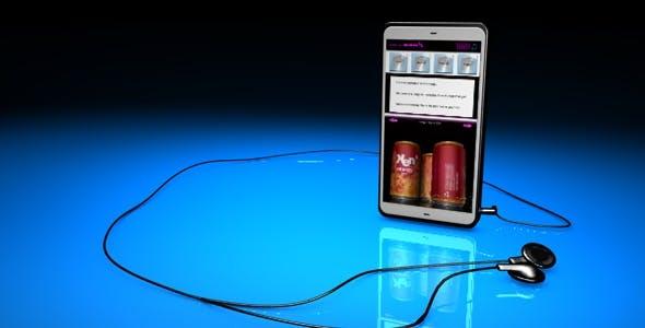Smart Phone - 3DOcean Item for Sale