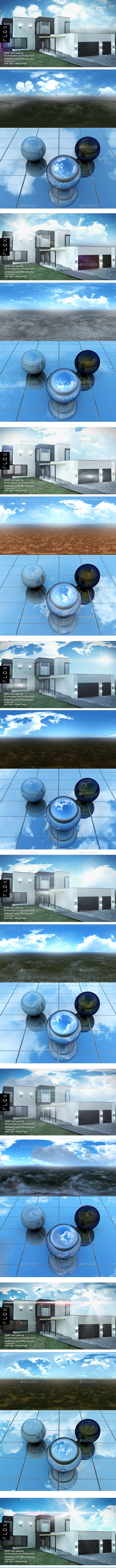 HDRI Pack - Desert vol 22 - 3DOcean Item for Sale