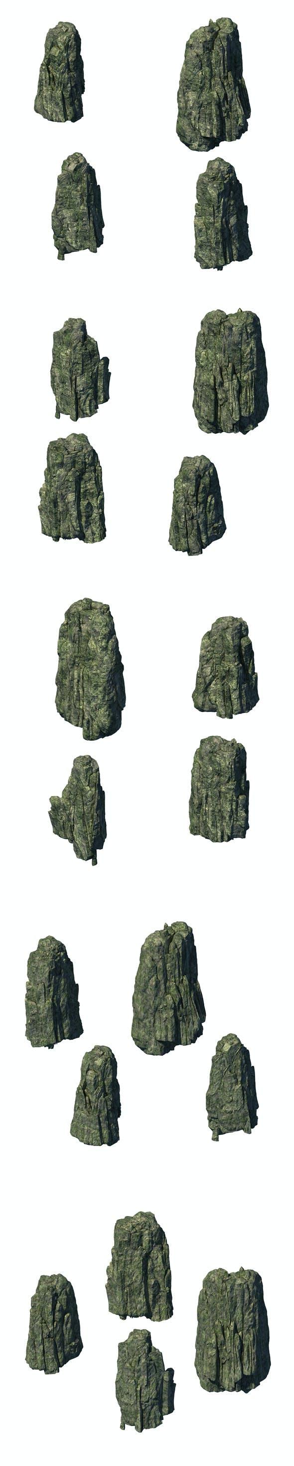 Yamagata - Stone 012 - 3DOcean Item for Sale