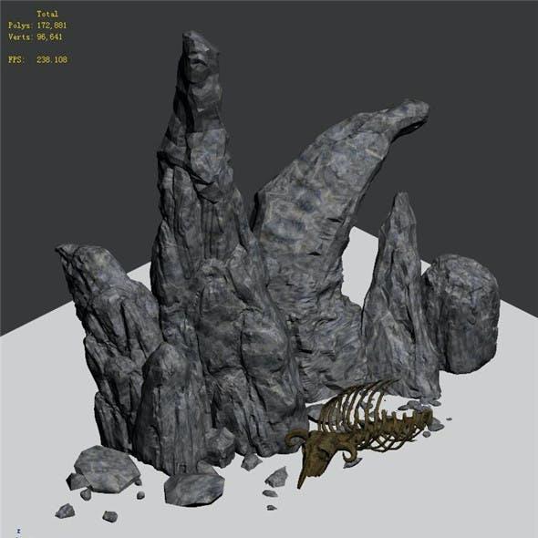 Western Hills - stone teeth 01