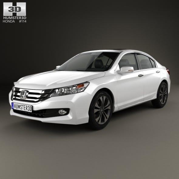 Honda Accord (CN) 2013 - 3DOcean Item for Sale