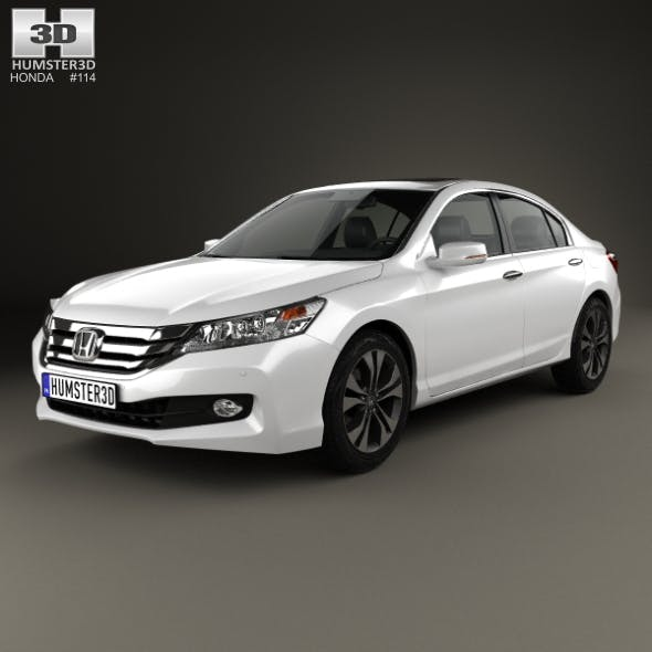 Honda Accord (CN) 2013