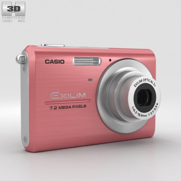 Casio Exilim EX-Z75 Pink
