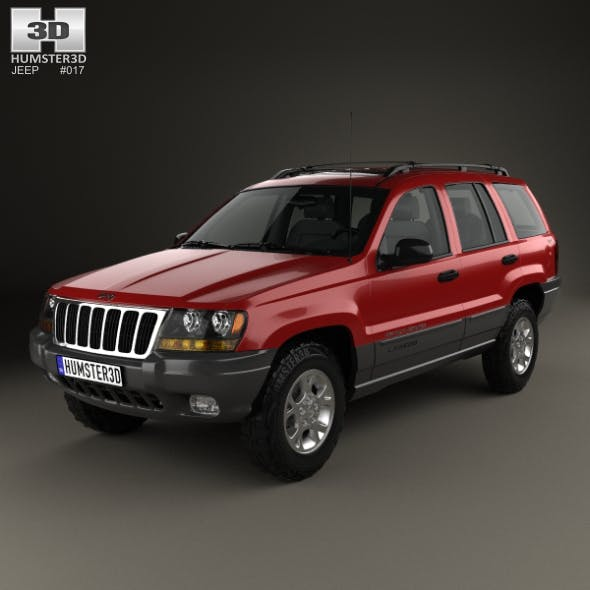 Jeep Grand Cherokee (WJ) 1998