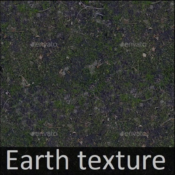 Earth texture