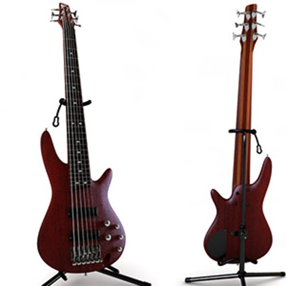 Bass Guitar Ibanez SR506 (6-strings)
