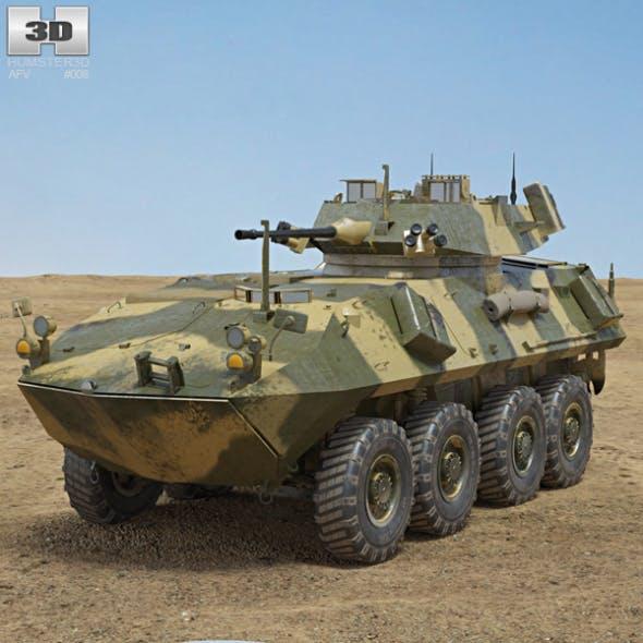 LAV-25 - 3DOcean Item for Sale
