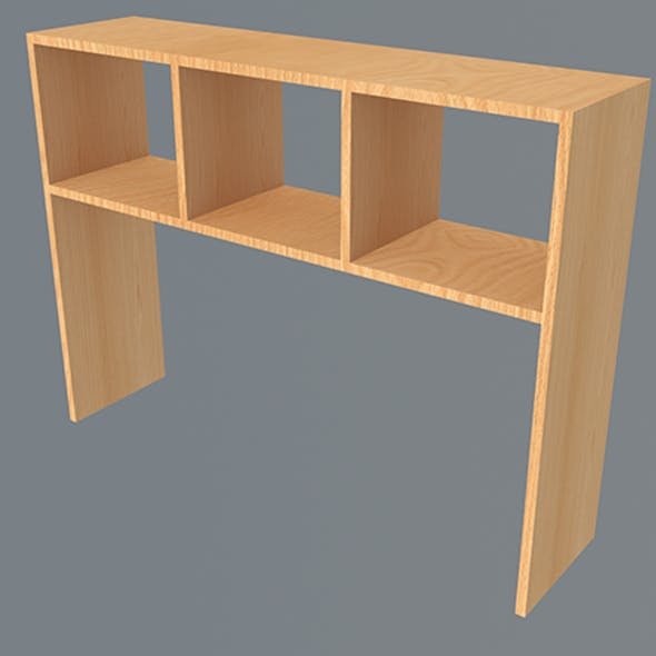 Table shelf 2