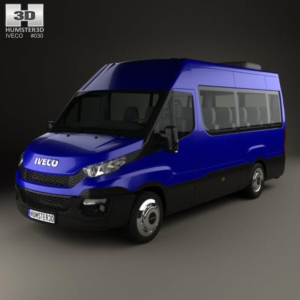 Iveco Daily Passenger Van 2014