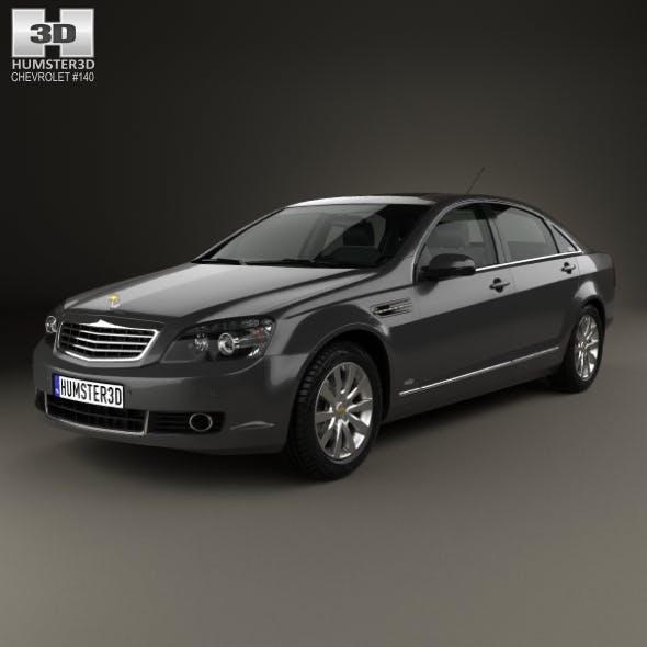 Chevrolet Caprice Royale 2014