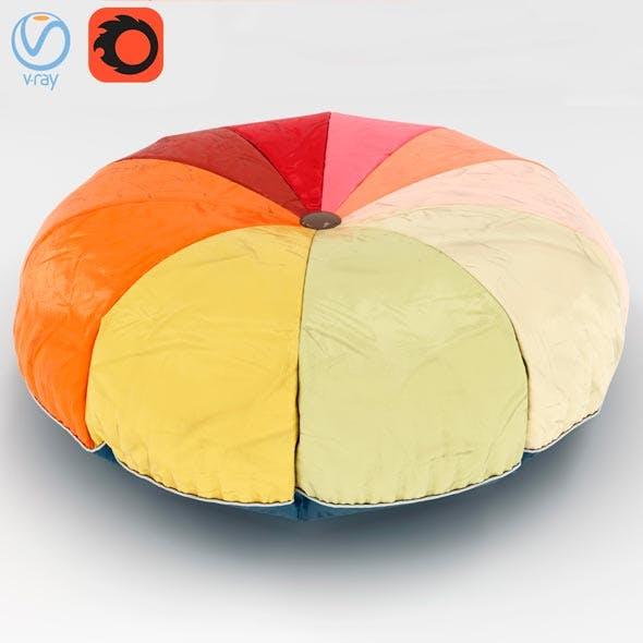 Pouf - 00001 - 3DOcean Item for Sale