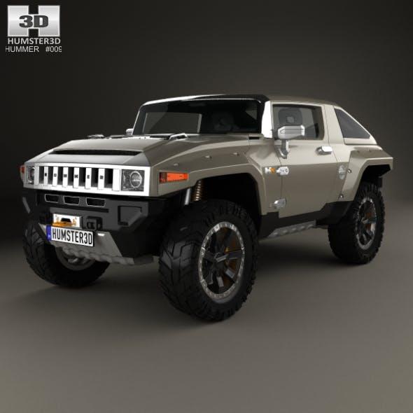 Hummer HX 2008