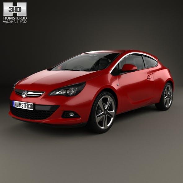 Vauxhall Astra GTC 2011