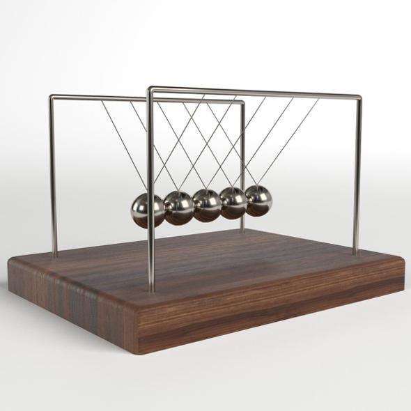 Newton's Cradle 2