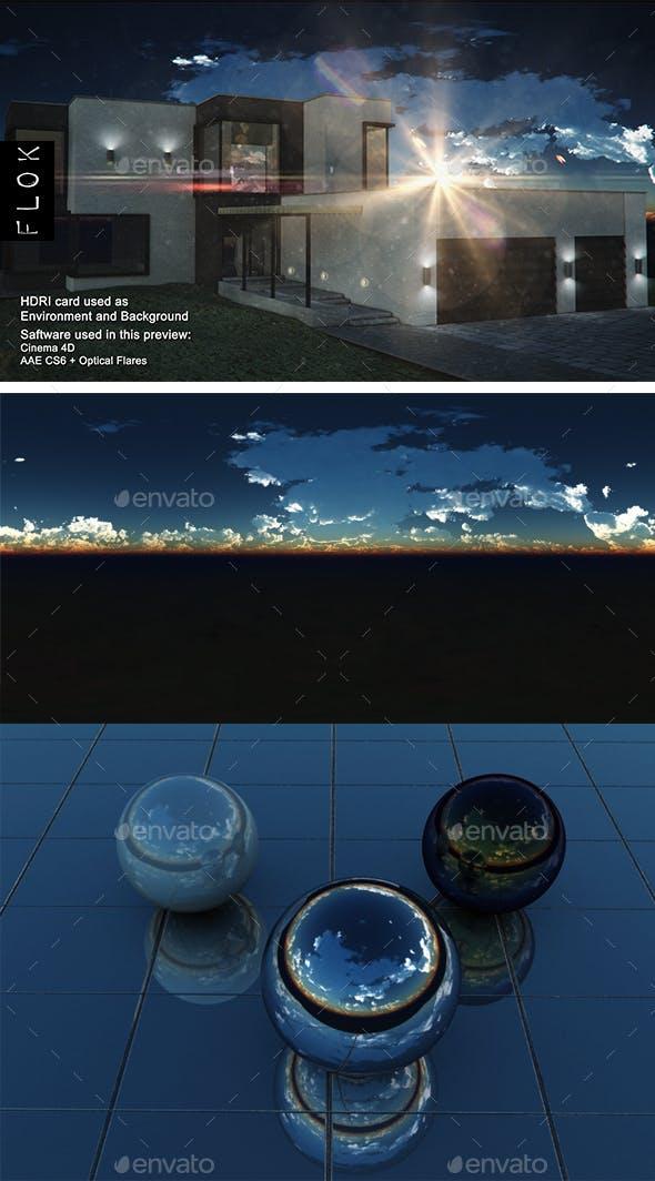 Sunset Desert 94 - 3DOcean Item for Sale