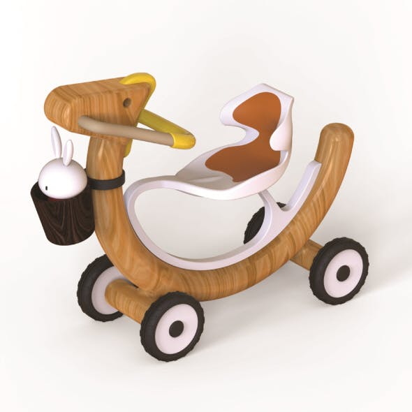 Car(toy) for kids - 3DOcean Item for Sale