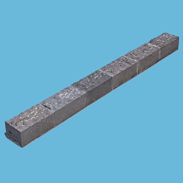 Stone Blocks (3D scan) - 3DOcean Item for Sale