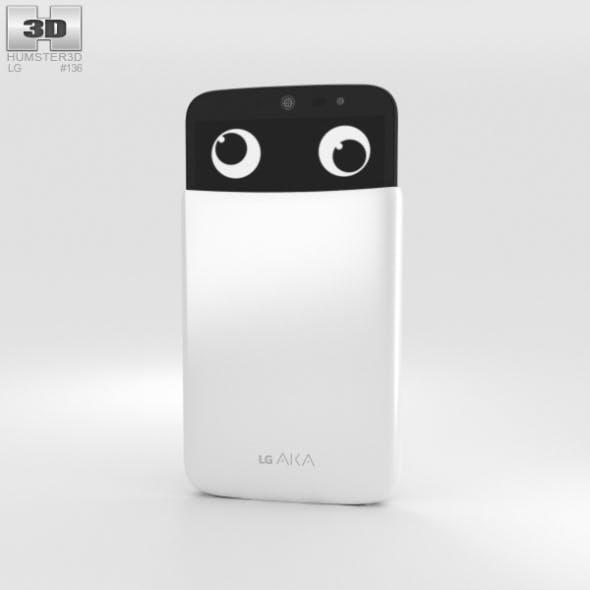 LG Aka Wooky - 3DOcean Item for Sale
