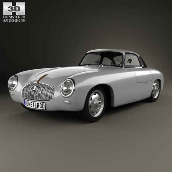 Mercedes-Benz SL-Class (W194) 1952