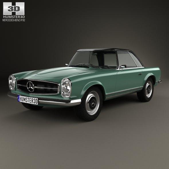 Mercedes-Benz SL-class (W113) 1963