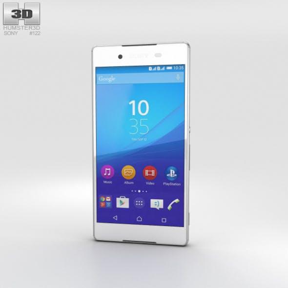 Sony Xperia Z4 White