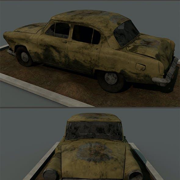 Old Car ( Classic Car )) Full Textures 1080