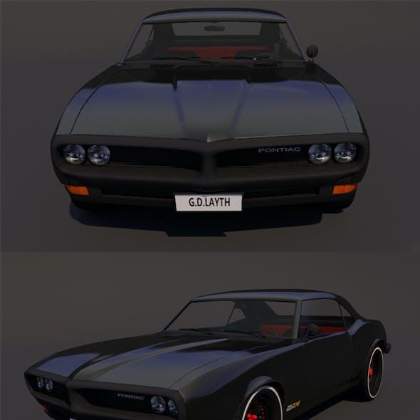 pontiac firebird v2 Full Textures 1080