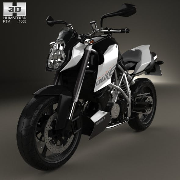 KTM 990 Super Duke R 2014 - 3DOcean Item for Sale