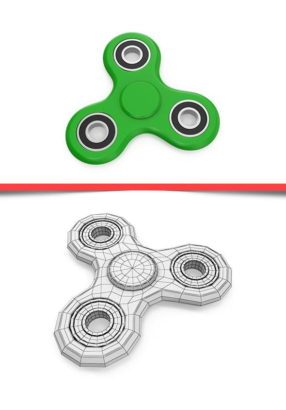 Fidget Spinner - 3DOcean Item for Sale