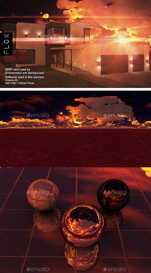 Sunset Desert 96 - 3DOcean Item for Sale