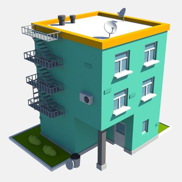 build turquoise