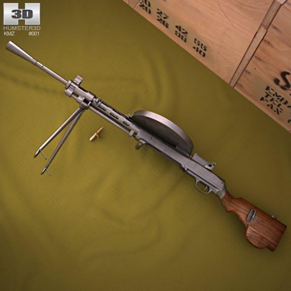 DP-27 - 3DOcean Item for Sale