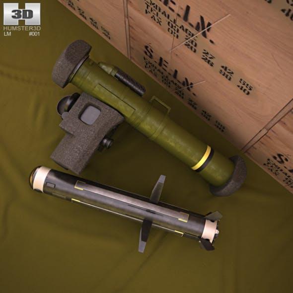 FGM-148 Javelin - 3DOcean Item for Sale