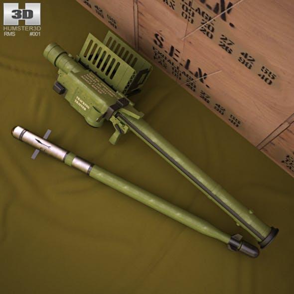 FIM-92 Stinger - 3DOcean Item for Sale
