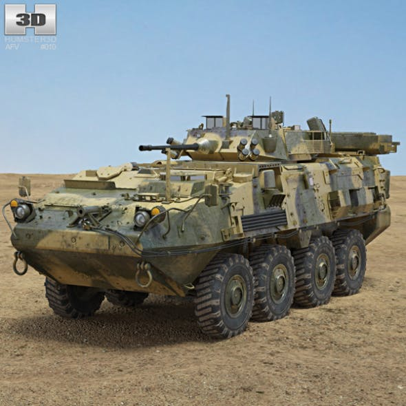 LAV III - 3DOcean Item for Sale