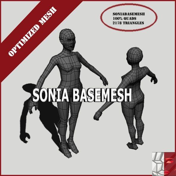 Sonia Base Meshe