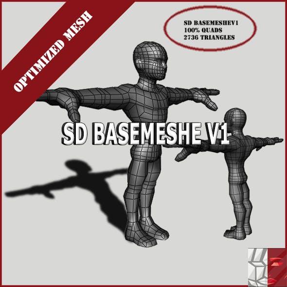 MaleBaseMeshV1