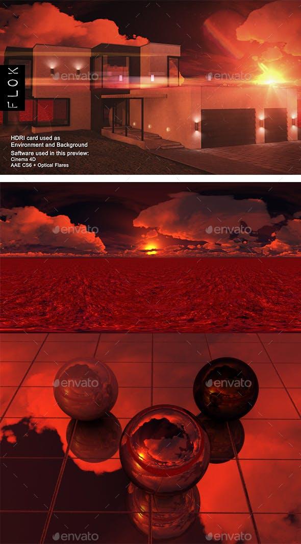 Sunset Desert 98 - 3DOcean Item for Sale