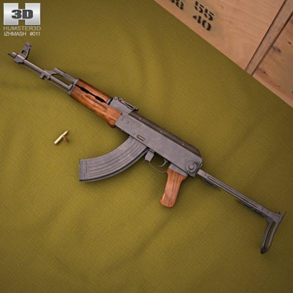 AKMS - 3DOcean Item for Sale