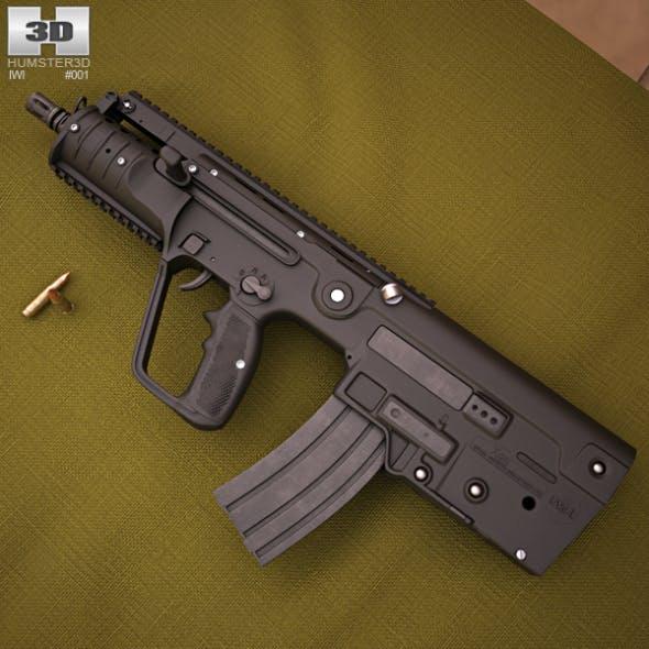 IMI Tavor MTAR21 (X95) - 3DOcean Item for Sale
