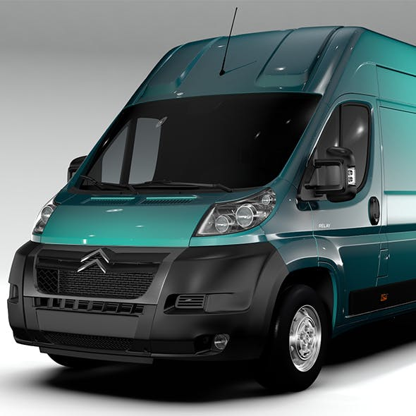 Citroen Relay Van L4H3 2006-2014