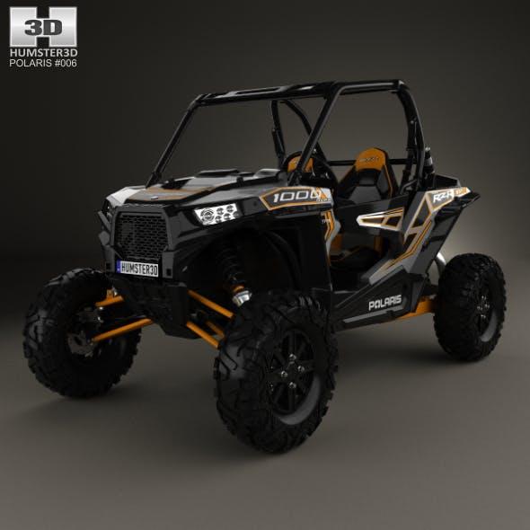 Polaris Ranger RZR 1000 2015 - 3DOcean Item for Sale