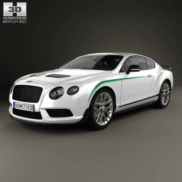 Bentley Continental GT3-R 2015