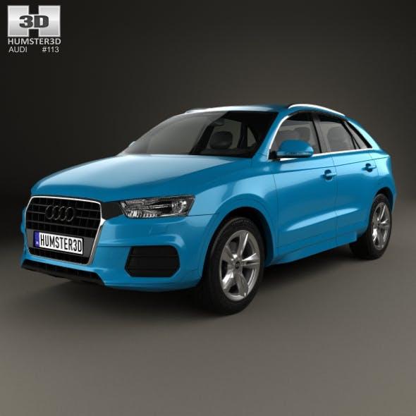 Audi Q3 2015 - 3DOcean Item for Sale