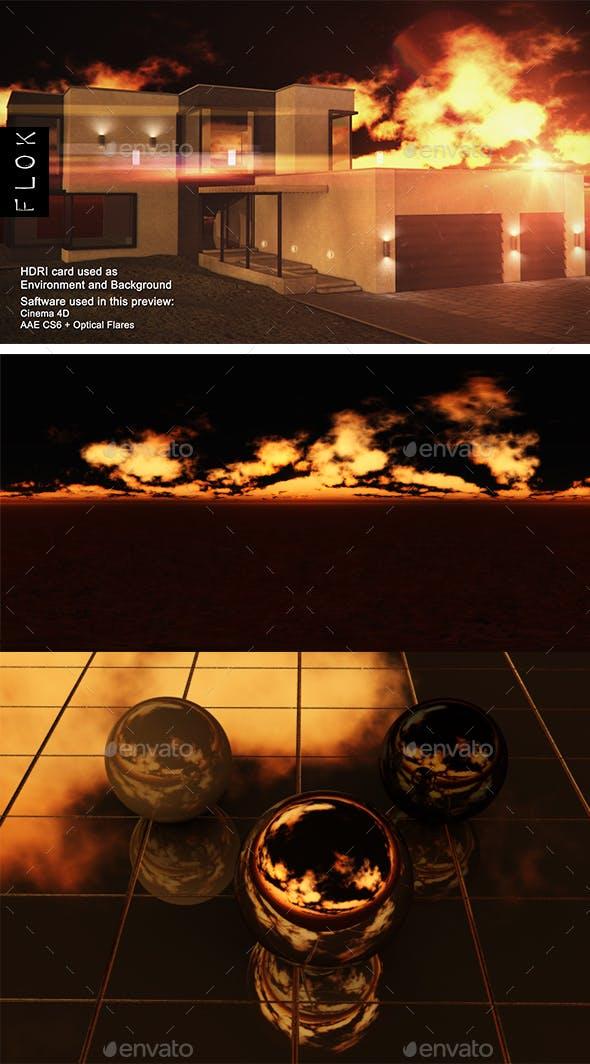 Sunset Desert 99 - 3DOcean Item for Sale